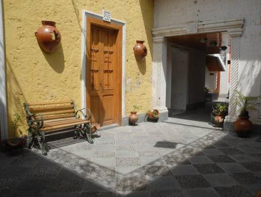Villa Sillar - Hotels and Accommodation in Peru, South America
