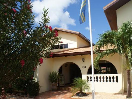 Wonders Boutique Hotel - Hotell och Boende i Aruba i Centralamerika och Karibien