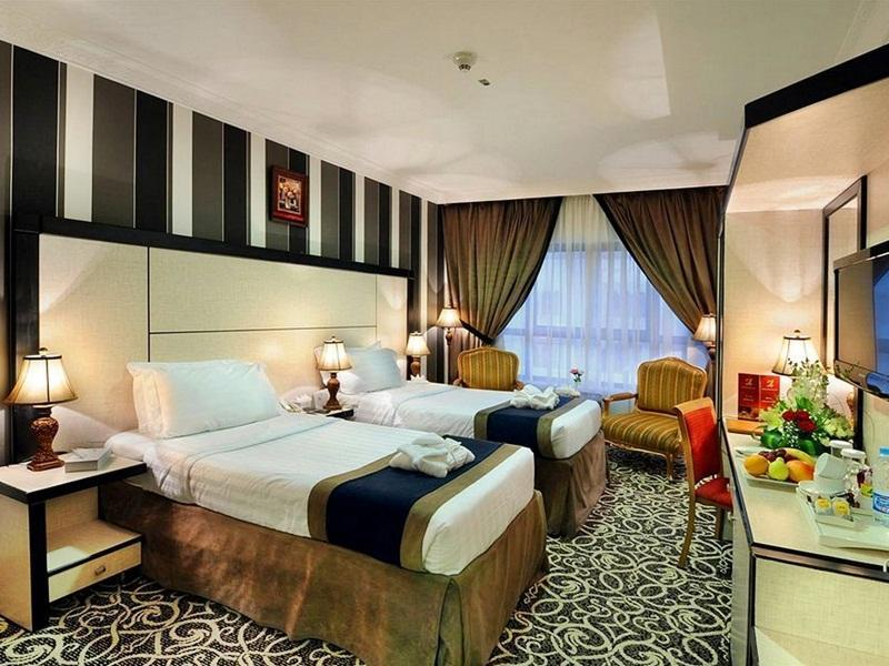 Zowar International Hotel - Hotels and Accommodation in Saudi Arabia, Middle East