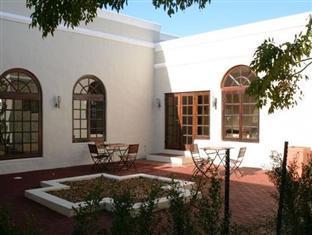 Allegria Guesthouse & Vineyards Stellenbosch - Balkon/Taras
