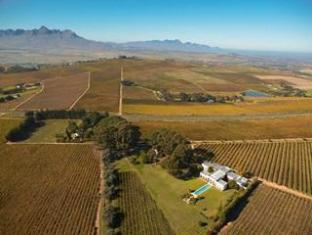 Allegria Guesthouse & Vineyards Stellenbosch - Surrounding Views