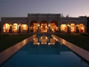 Allegria Guesthouse & Vineyards Stellenbosch - Hotel z zewnątrz