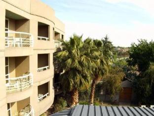 Apart Hotel Maue Mendoza - Exterior