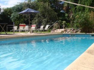 Apart Hotel Maue Mendoza - Swimming Pool