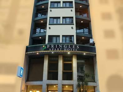 Pringles Apart hotel - Hotell och Boende i Argentina i Sydamerika