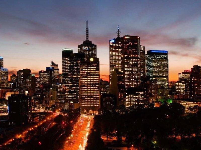 Hilton On The Park Hotel - Hotell och Boende i Australien , Melbourne