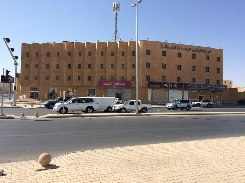 Dheyouf Al Wattan For Furnished Suites - Hotels and Accommodation in Saudi Arabia, Middle East