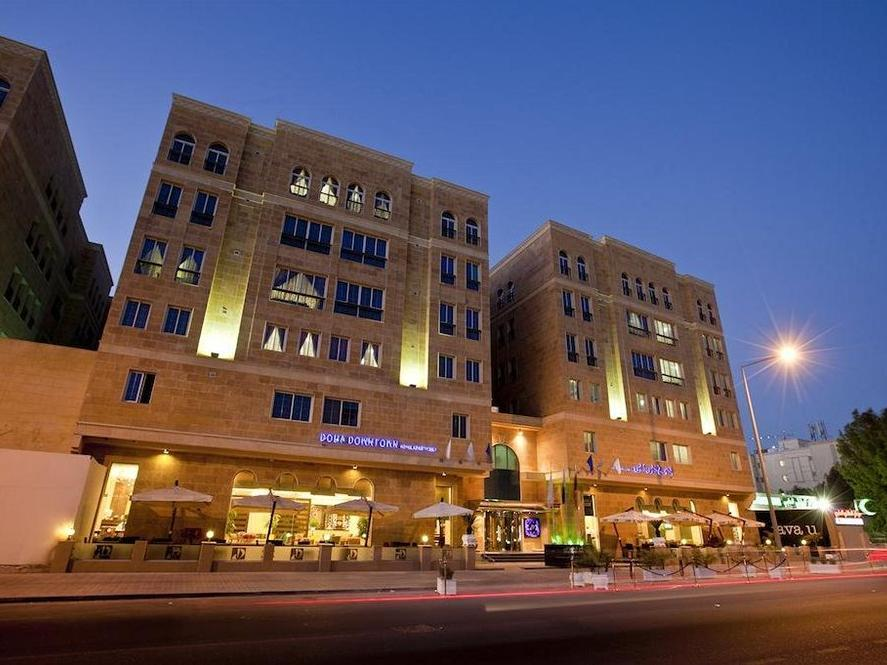 Doha Downtown Hotel Apartments - Hotels and Accommodation in Qatar, Middle East