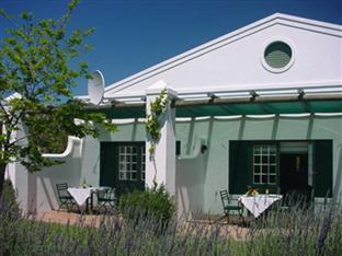 Eikendal Lodge Stellenbosch - Room Terraces
