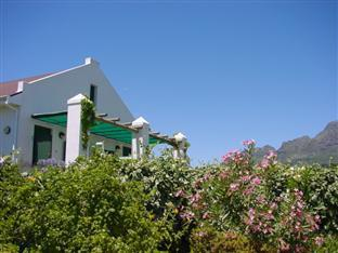 Eikendal Lodge Stellenbosch - Room Views