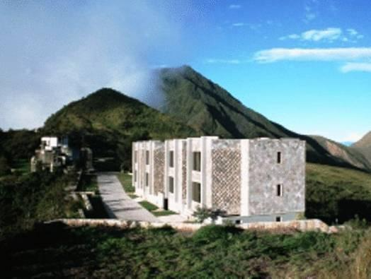 El Crater - Hotels and Accommodation in Ecuador, South America