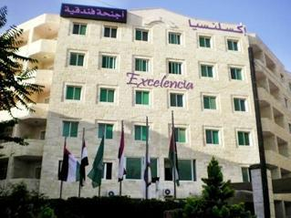 Excelencia Hotel Suites - Hotels and Accommodation in Jordan, Middle East