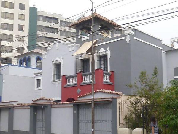F1 Hotel Boutique - Hotell och Boende i Peru i Sydamerika