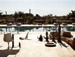 Fellah Hotel Marakeš - bazen