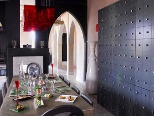 Fellah Hotel Marakeš - restavracija