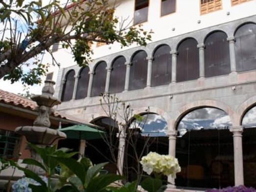 Fuente de Agua Hotel - Hotell och Boende i Peru i Sydamerika