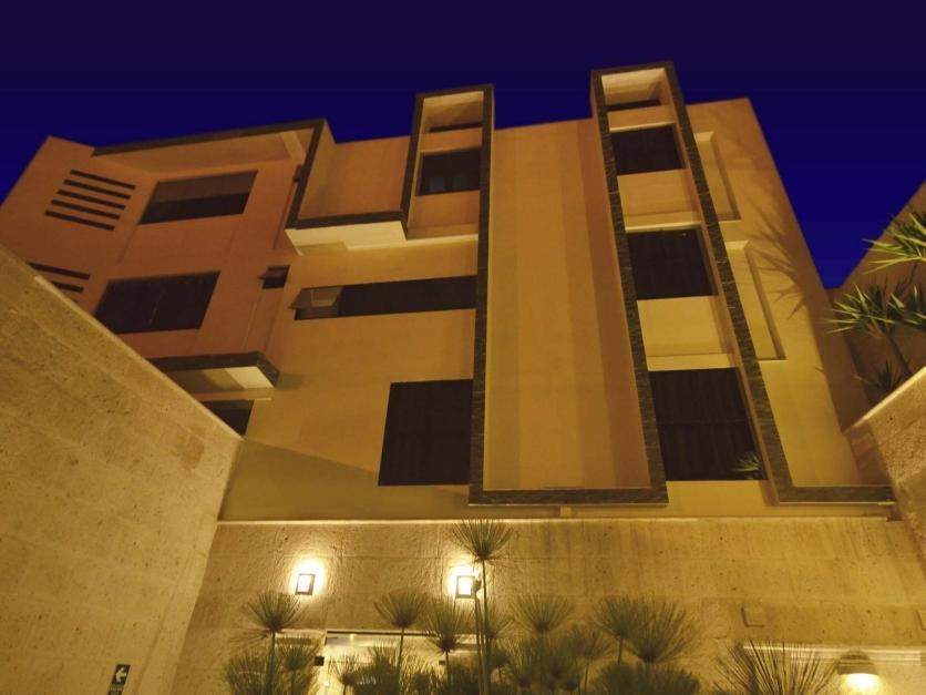 qp Hotels Arequipa - Hotels and Accommodation in Peru, South America
