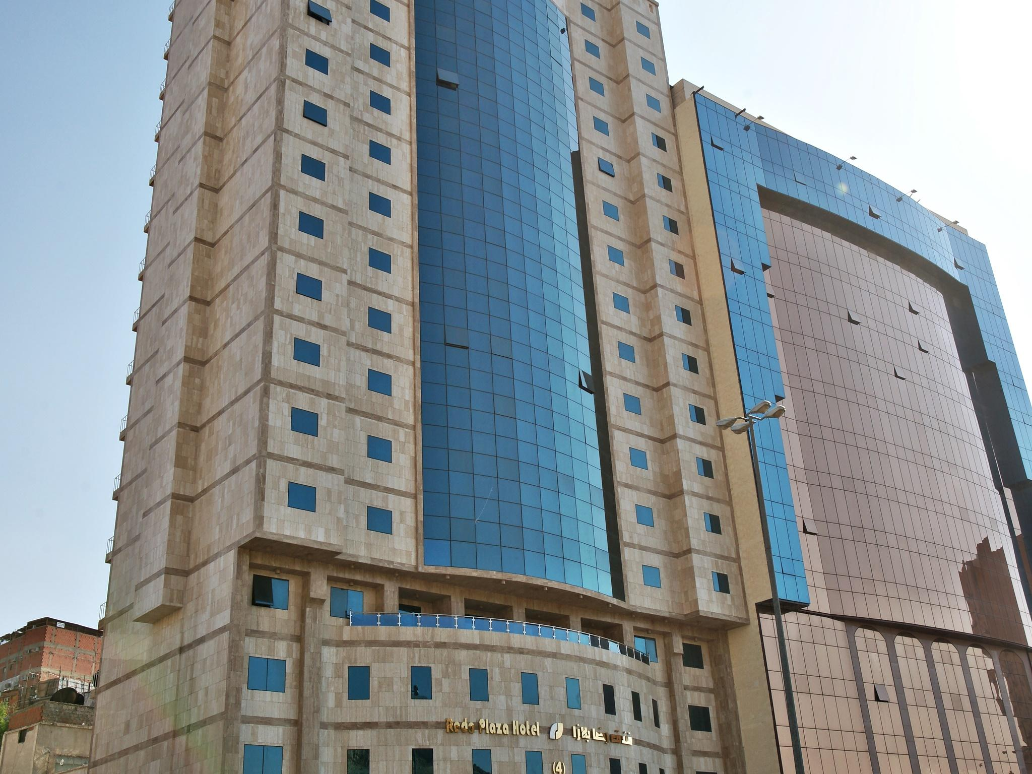 Reda Plaza Hotel - Hotels and Accommodation in Saudi Arabia, Middle East