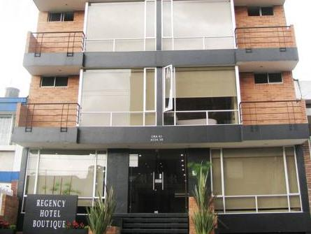 Hotel Regency Suites - Hotels and Accommodation in Colombia, South America