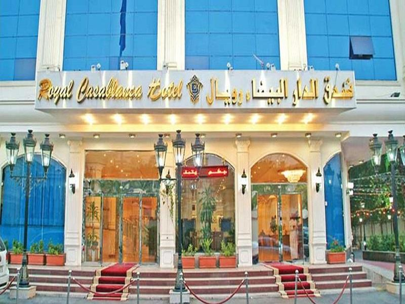 Royal Casablanca Hotel - Hotels and Accommodation in Saudi Arabia, Middle East