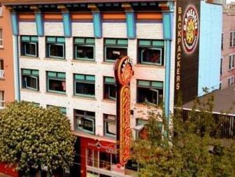 Samesun Backpackers Vancouver Hotel