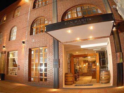 San Martin Hotel y Spa - Hotell och Boende i Argentina i Sydamerika
