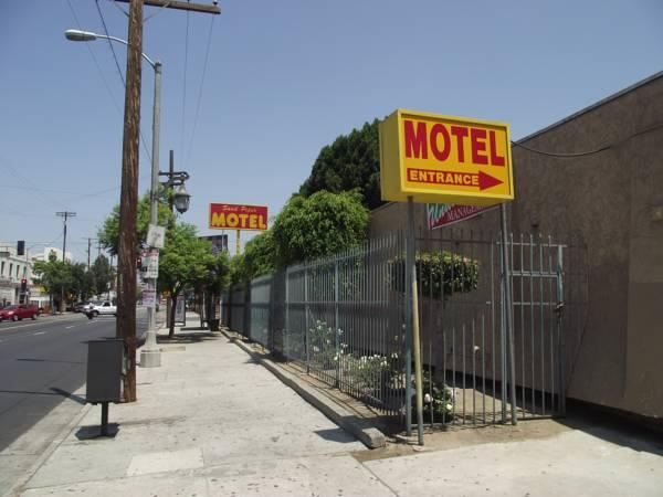 Sandpiper Motel Los Angeles