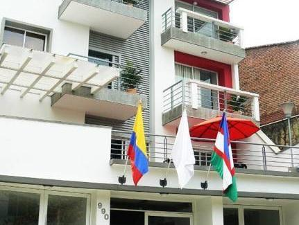 Santa Monica Alta Hotel Boutique - Hotels and Accommodation in Colombia, South America
