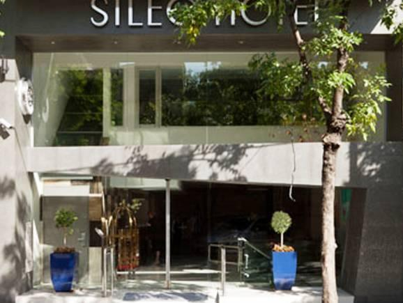 Sileo Hotel בואנוס איירס - בית המלון מבחוץ