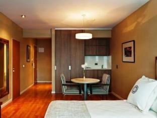 Sileo Hotel בואנוס איירס - חדר שינה