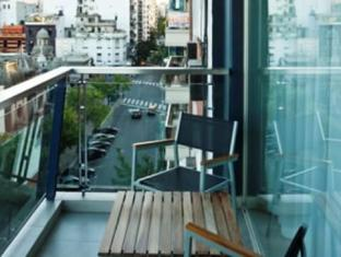 Sileo Hotel בואנוס איירס - מרפסת