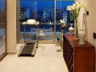 Sileo Hotel בואנוס איירס - חדר כושר
