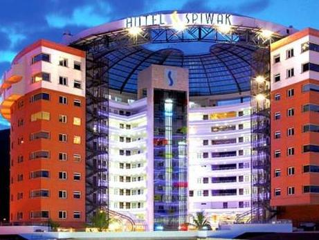 Spiwak Chipichape Cali - Un Hotel Preferred - Hotels and Accommodation in Colombia, South America