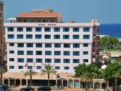 Mina Hotel - Hotels and Accommodation in Jordan, Middle East