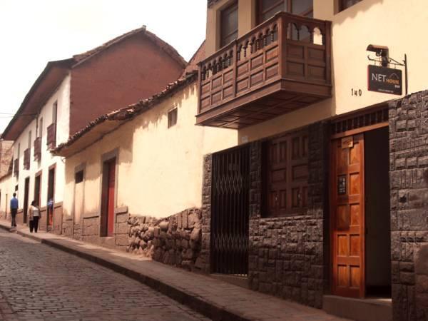 Net House B&B - Hotell och Boende i Peru i Sydamerika