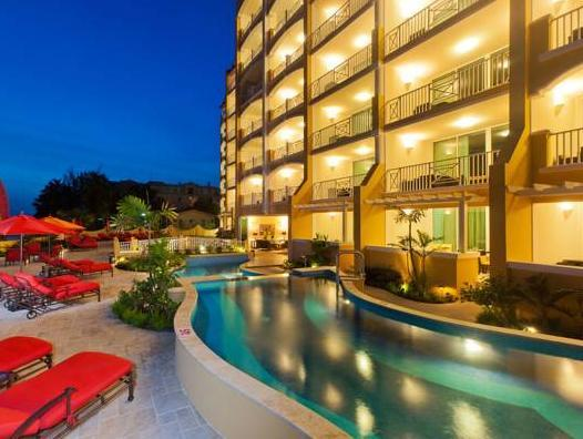 Ocean Two Resort & Residences by Ocean Hotels - Hotell och Boende i Barbados i Centralamerika och Karibien