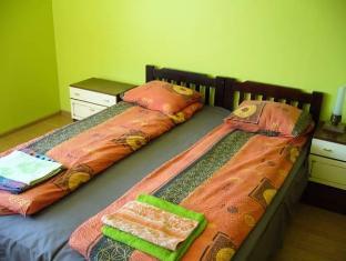 Ots Kodumajutus Apartment كوريسار - غرفة الضيوف