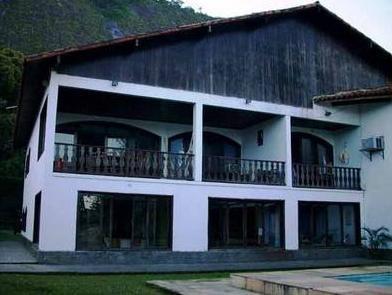 Pousada Recreio Das Hortensias Hotel Rio De Janeiro - Exterior