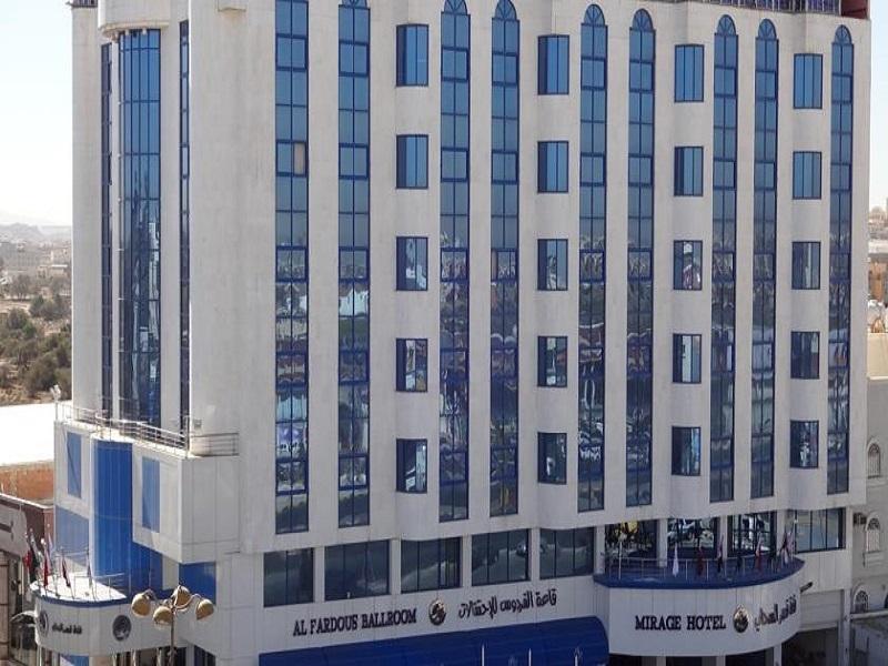 Qasr Al Sahab Hotel - Hotels and Accommodation in Saudi Arabia, Middle East