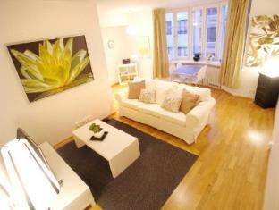 Kotimaailma Apartments Helsinki Helsinki - Living room
