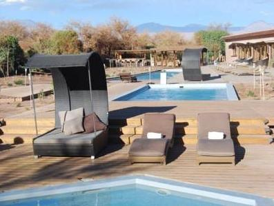 Hotel Cumbres San Pedro de Atacama - Hotels and Accommodation in Chile, South America