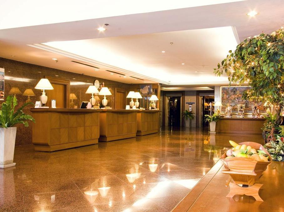 Pratunam Park Hotel - Hotels and Accommodation in Thailand, Asia