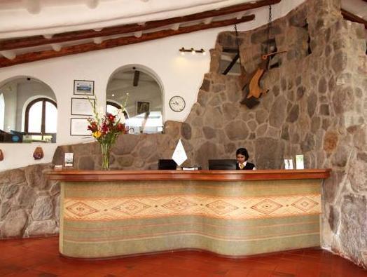 Hotel Hacienda del Valle - Hotell och Boende i Peru i Sydamerika