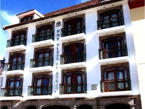Hotel Hacienda Plaza de Armas - Hotels and Accommodation in Peru, South America