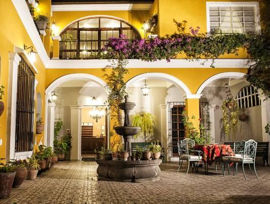 La Hosteria - Hotels and Accommodation in Peru, South America