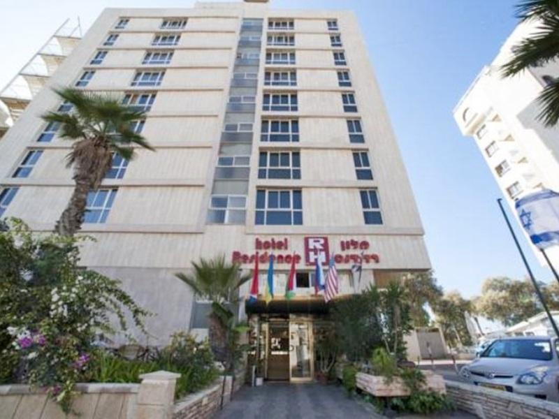 Residence Hotel - Hotels and Accommodation in Israel, Middle East