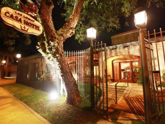 Las Lomas Casa Hotel - Hotell och Boende i Paraguay i Sydamerika