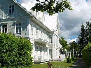 Lehe Beach Apartment Pärnu - Hotellet från utsidan
