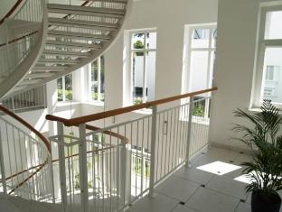 Lehe Beach Apartment Pärnu - Hotellet från insidan