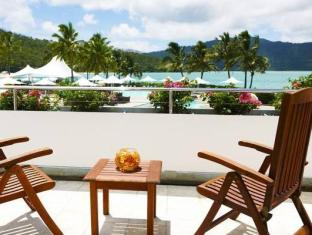 Hayman Island Resort Уитсъндейс - Балкон/Тераса